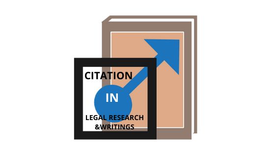 citation in legal writing